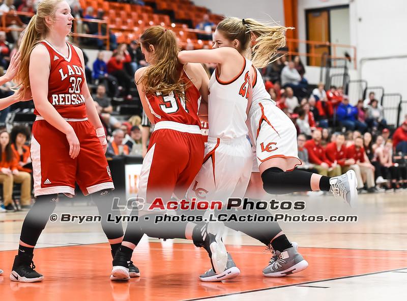 Emma Jenkins,LCHS Girls Basketball #22,freshman,