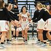 Emily Gonzalez,LCHS Girls Basketball #12,freshman