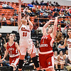 Faith Simmons,LCHS Girls Basketball #33,senior,