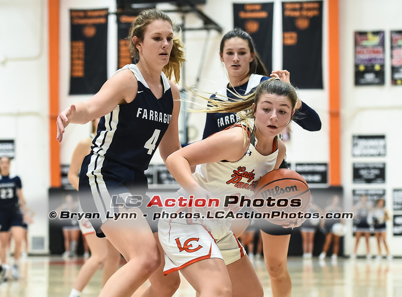 Ciara Uphoff, LCHS Girls Basketball 25, Senior,