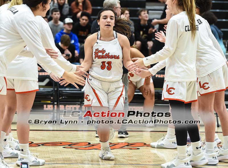 Natalie Johnson, LCHS Girls Basketball 33, Freshman,