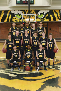 Gilbert Tigers Varsity Basketball 2013-2014 IMG_9567