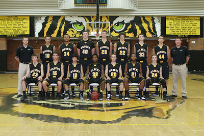 Gilbert Tigers Varsity Basketball 2013-2014 IMG_9540