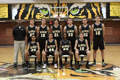 Gilbert Tigers JV Basketball 2013-2014 IMG_9605