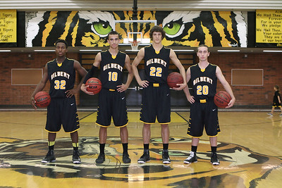 Seniors - Gilbert Tigers Basketball 2013-2014 IMG_9576