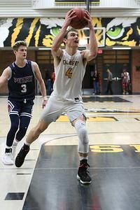 2018-2019 Gilbert Boys Basketball vs Perry 11-23-18
