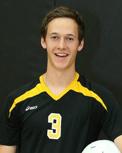 0537 Daniel Baldwin - GHS Varsity Boys Volleyball