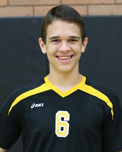 0554 Byron Hurd - GHS Varsity Boys Volleyball