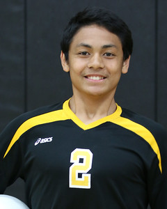 0585 Onias Snuka - GHS Varsity Boys Volleyball