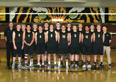 2017 Gilbert Boys Volleyball Team and Individual