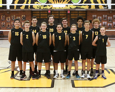 Gilbert Boys VB JV Team 2018