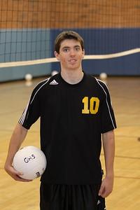 Luke Heywood 10, Gilbert High School JV Boys Volleyball 2010