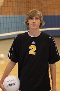 Ty Hutchins 2, Gilbert High School Varsity Boys Volleyball 2010