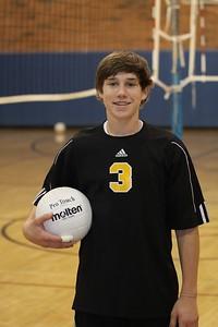 Cody Martin 3, Gilbert High School Varsity Boys Volleyball 2010