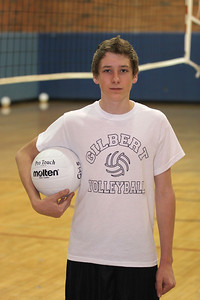 Austin Adamson, Gilbert High School Training Team Boys Volleyball 2010