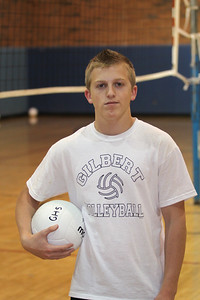 Wayatt Smith, Gilbert High School Training Team Boys Volleyball 2010