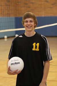 CJ Harrison 11, Gilbert High School JV Boys Volleyball 2010