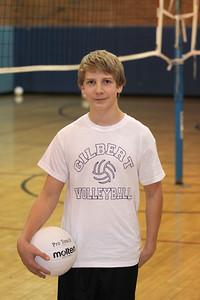 Kyler TroupBarton, Gilbert High School Training Team Boys Volleyball 2010
