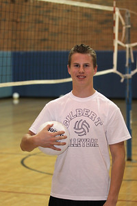 Conner Stapley, Gilbert High School Training Team Boys Volleyball 2010