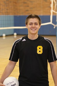 Tanner Smith 8, Gilbert High School JV Boys Volleyball 2010