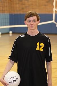 Nelson Morris 12, Gilbert High School JV Boys Volleyball 2010