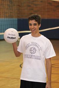 Lee Lambert, Gilbert High School Training Team Boys Volleyball 2010