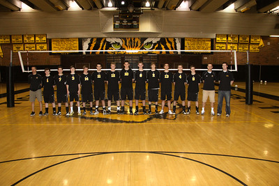 Gilbert High School Varsity Boys Volleyball 2010