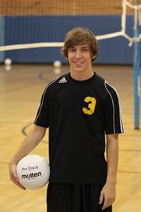 Chad Peters 3, Gilbert High School JV Boys Volleyball 2010