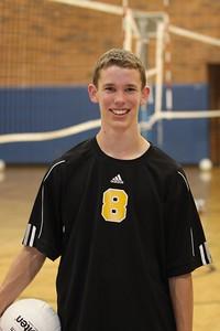 Spencer Wright 8, Gilbert High School Varsity Boys Volleyball 2010