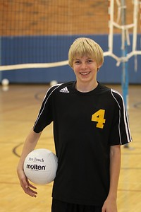 Colton Shiflet 4, Gilbert High School JV Boys Volleyball 2010