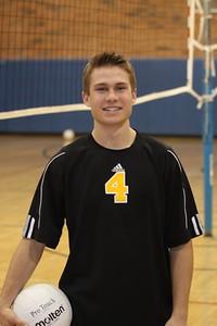 James Wirthlin 4, Gilbert High School Varsity Boys Volleyball 2010