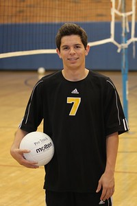 Jason Shiflet 2, Gilbert High School Varsity Boys Volleyball 2010