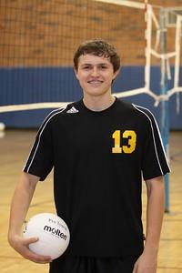 Hayden Jacobson 13, Gilbert High School JV Boys Volleyball 2010