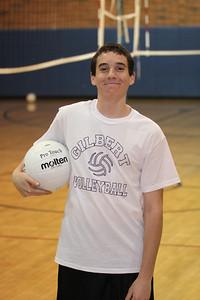 Ben Hook, Gilbert High School Training Team Boys Volleyball 2010