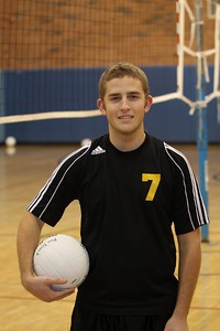 Wes Ashcroft 7, Gilbert High School JV Boys Volleyball 2010