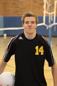 Colton Oliver 14, Gilbert High School JV Boys Volleyball 2010
