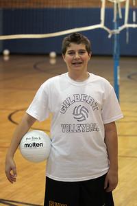 Alex Yount, Gilbert High School Training Team Boys Volleyball 2010