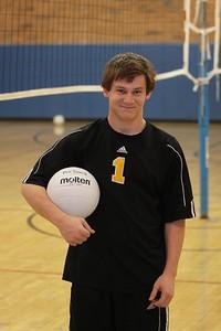 Devin Ladewig 1, Gilbert High School Varsity Boys Volleyball 2010