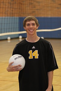 Trennon Udall 14, Gilbert High School Varsity Boys Volleyball 2010