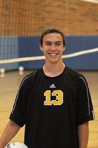 J.C. Smithson 13, Gilbert High School Varsity Boys Volleyball 2010