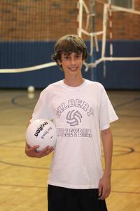 Nick Gibson, Gilbert High School Training Team Boys Volleyball 2010