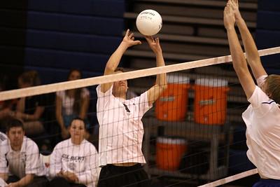 Gilbert High School Boys JV Volleyball 2010
