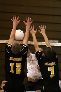 Varsity - Gilbert High School Boys Volleyball 2010. Chandler Howl Tournament.