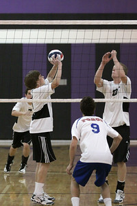 Gilbert High School Boys Volleyball 2010.
