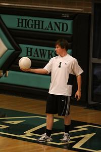 Gilbert vs. Highland at Highland, April 8th 2010