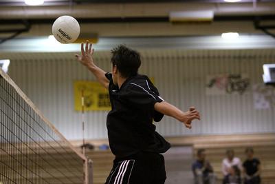 Gilbert High School Boys Volleyball 2010