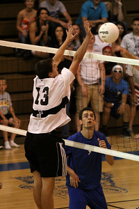 Boys Volleyball - Gilbert High School vs Highland High School - May 10, 2010