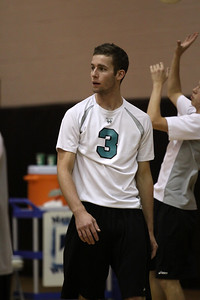 Highland High School 2010 Boys Volleyball team.