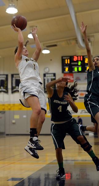 CCS Basketball Notre Dame vs. RLS 030415