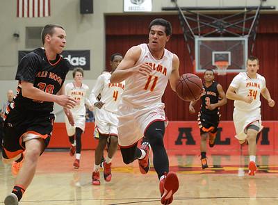 CCS Basketball Palma vs. HMB 030315